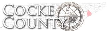 Cocke County Tennessee Logo