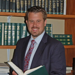Carter S. Moore - County Attorney